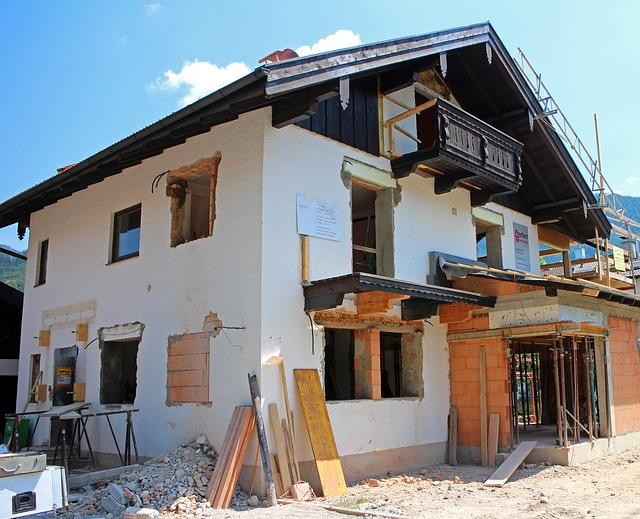 Comment mener à bien vos travaux de rénovation?
